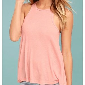 NWT Free People Long Beach Tank
